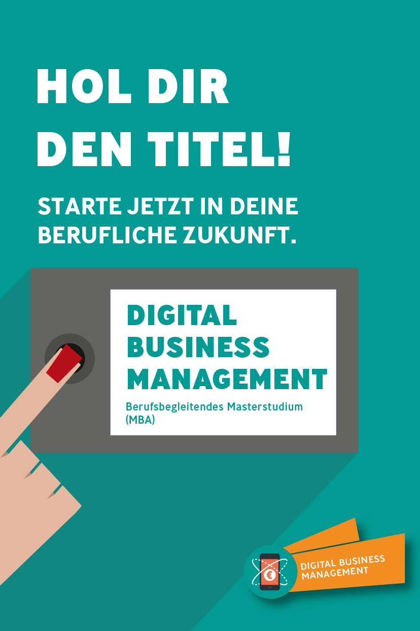Bild für Banner (mobile Geräte) Digital Business Management